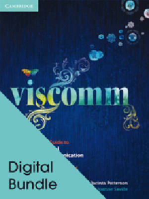 Viscomm Bundle 2 A Guide to Visual Communication Design by Jacinta Patterson, Joanne Saville