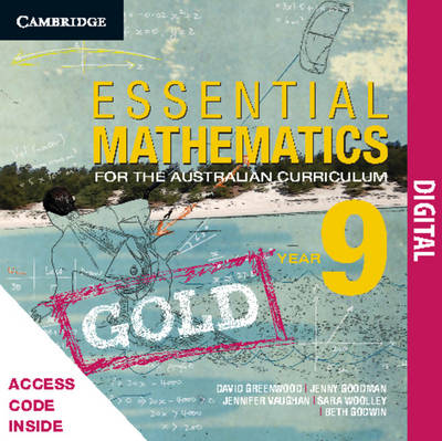 Essential Mathematics Gold for the Australian Curriculum Year 9 PDF Textbook by David Greenwood, Saraq Woolley, Jenny Vaughan, Jenny Goodman