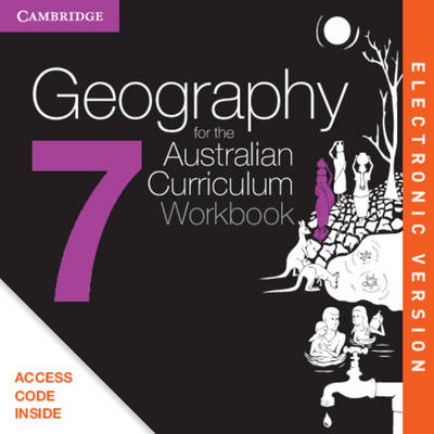 Geography for the Australian Curriculum Year 7 Electronic Workbook by Fiona Tonizzo
