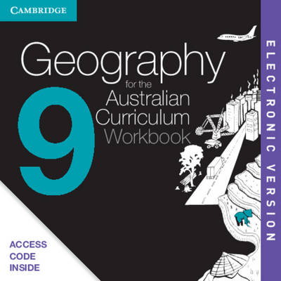 Geography for the Australian Curriculum Year 9 Electronic Workbook by David Butler
