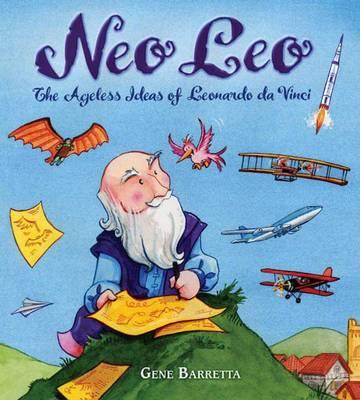 Neo Leo by Gene Barretta