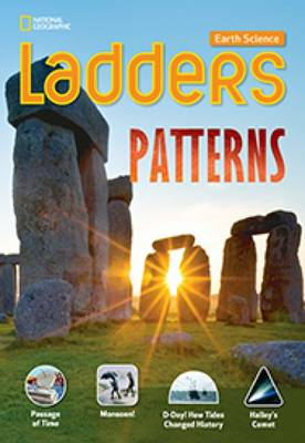 Ladders Science 4: Patterns (Below-Level) by National Geographic Learning, Stephanie Harvey