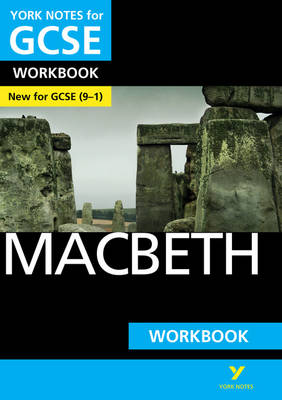 Macbeth: York Notes for GCSE Workbook Grades 9-1 by Mike Gould