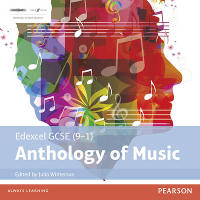 Edexcel GCSE (9-1) Anthology of Music CD by Julia Winterson