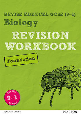 REVISE Edexcel GCSE (9-1) Biology Foundation Revision Workbook For the 9-1 Exams by Stephen Hoare