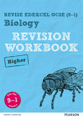 REVISE Edexcel GCSE (9-1) Biology Higher Revision Workbook For the 9-1 Exams by Stephen Hoare