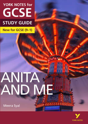 Anita and Me: York Notes for GCSE (9-1) by Steve Eddy