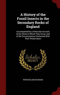 A History of the Fossil Insects in the Secondary Rocks of England Accompanied by a Particular Account of the Strata in Which They Occur, and of the Circumstances Connected with Their Preservation by Peter Bellinger Brodie