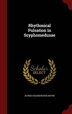 Rhythmical Pulsation in Scyphomedusae by Alfred Goldsborough Mayer