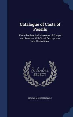 Catalogue of Casts of Fossils From the Principal Museums of Europe and America, with Short Descriptions and Illustrations by Henry Augustus Ward