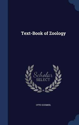 Text-Book of Zoology by Otto Schmeil