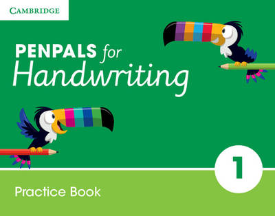 Penpals for Handwriting Year 1 Practice Book by Gill Budgell, Kate Ruttle