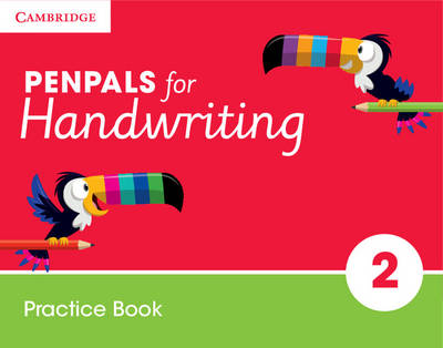 Penpals for Handwriting Year 2 Practice Book by Gill Budgell, Kate Ruttle