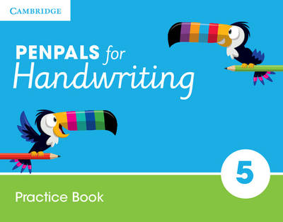 Penpals for Handwriting Year 5 Practice Book by Gill Budgell, Kate Ruttle