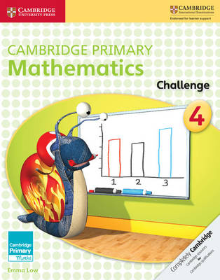 Cambridge Primary Mathematics Challenge 4 by Emma Low