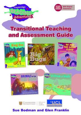 Cambridge Reading Adventures Green to White Bands Transitional Teaching and Assessment Guide by Sue Bodman, Glen Franklin