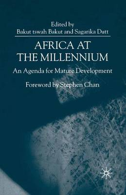 Africa at the Millennium An Agenda for Mature Development by Na Na