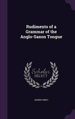 Rudiments of a Grammar of the Anglo-Saxon Tongue by Joseph Gwilt