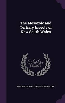 The Mesozoic and Tertiary Insects of New South Wales by Robert, Jr. Etheridge, Arthur Sidney Olliff