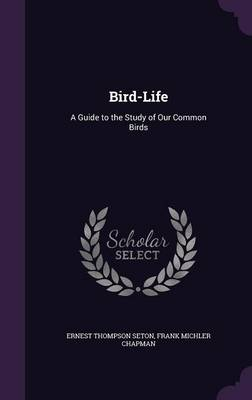 Bird-Life A Guide to the Study of Our Common Birds by Ernest Thompson Seton, Frank Michler Chapman