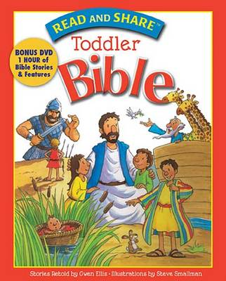 Read and Share Toddler Bible by Gwen Ellis