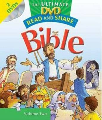 The Ultimate DVD Read and Share Volume 2 More Than 100 Best-Loved Bible Stories by Gwen Ellis