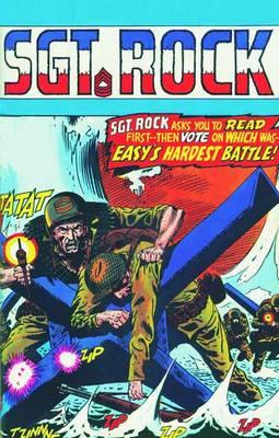 Showcase Presents Sgt. Rock by Joe Kubert, Robert Kanigher