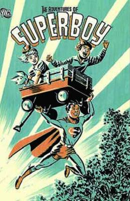Adventures of Superboy by Jerry Siegel
