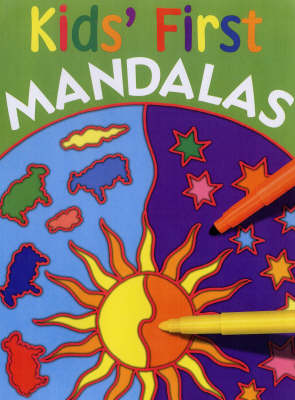 Kids' First Mandalas by Johannes Rosengarten