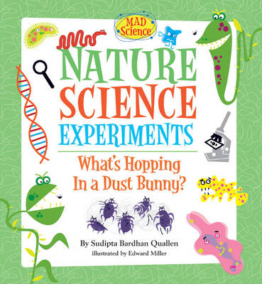 Nature Science Experiments What's Hopping in a Dust Bunny? by Sudipta Bardhan-Quallen