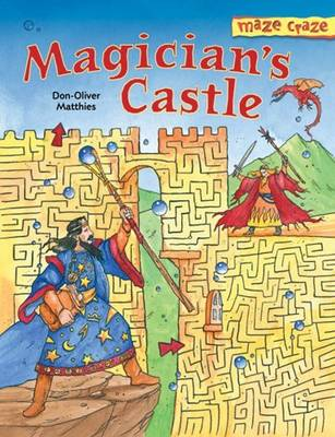 Magician's Castle by Arena Verlag, Don-Oliver Matthies