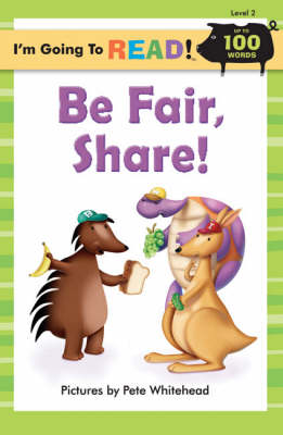 Be Fair, Share! Level 2 by Pete Whitehead