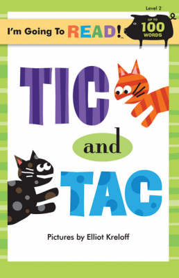 Tic and Tac Level 2 by Harriet Ziefert
