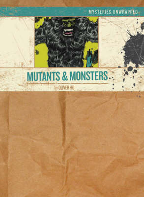 Mutants and Monsters by Oliver Ho