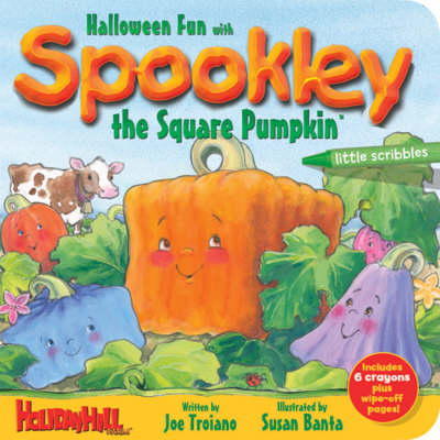 Halloween Fun with Spookley the Square Pumpkin by Joe Troiano