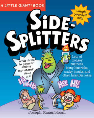Side-splitters by Joseph Rosenbloom