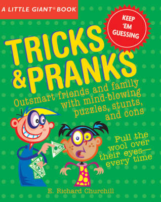 Tricks and Pranks by E.Richard Churchill