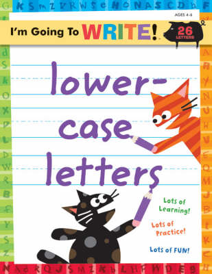 Lowercase Letters by Yukiko Kido
