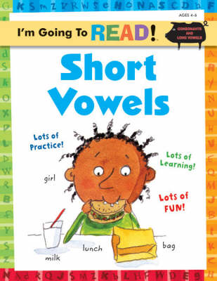 Short Vowels by Tanya Roitman