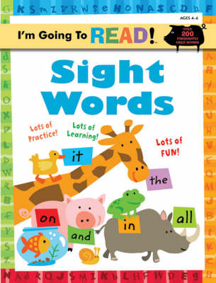 Sight Words by Tanya Roitman