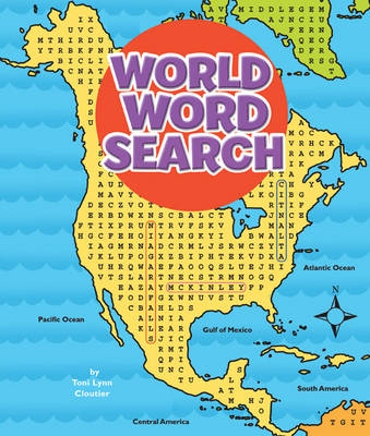World Word Search by Toni Lynn Cloutier