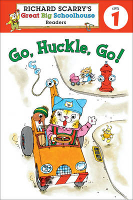 Go, Huckle, Go! by Erica Farber