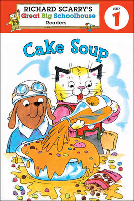 Cake Soup by Erica Farber