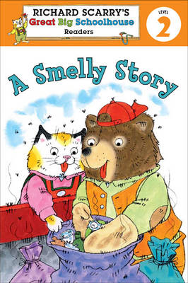A Smelly Story by Erica Farber