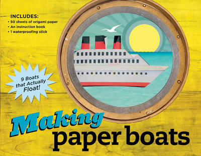 Making Paper Boats 9 Boats That Actually Float! by Duy Nguyen