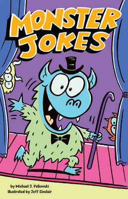 Monster Jokes by Michael J. Pellowski