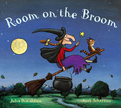 Room on the Broom Big Book by Julia Donaldson