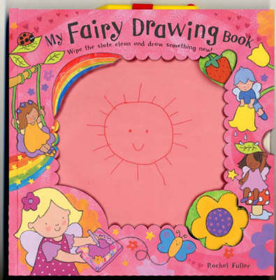 My Fairy Drawing Book by Rachel Fuller