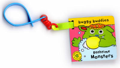 Buggy Buddies: Bathtime Monsters by Katherine Redfern