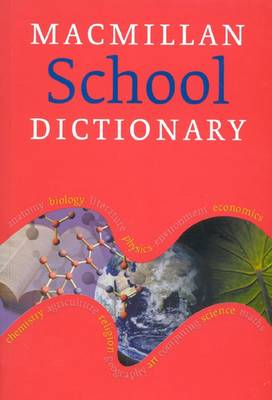 Macmillan School Dictionary CD-Rom by